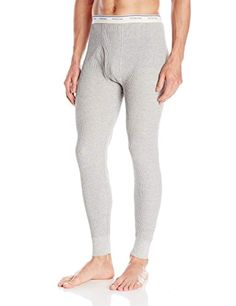 XTX Womens Stretchy Two-Piece Base Layer Thermal Underwear Long Johns Sets Skin Color One Size