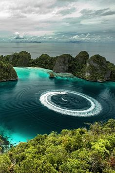 Wayand Islands, Indonesia. Repinned by neafamily.com.