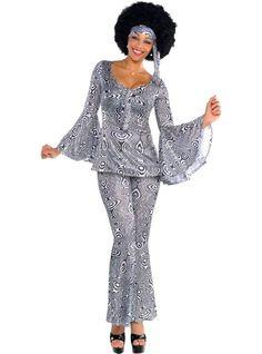 70's Dancing Queen Disco Costume ($34.99) - Party City