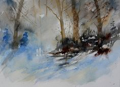 Watercolor 519030 -- ledent pol