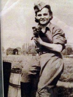 Maria Brodzki - Polish Resistance Fighter