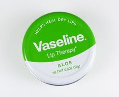 Review: Vaseline Lip Therapy Tin in Aloe | Nouveau Cheap