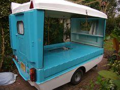PORTAFOLD FOLDING CARAVAN | eBay