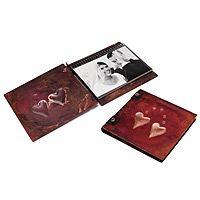 TWO HEARTS HANDMADE COPPER PHOTO ALBUM|UncommonGoods