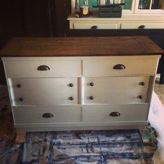 Dresser Revamp - Before & After