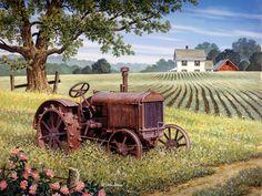Old Faithful ~ John Sloane