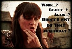 Xena warrior princess funny edit  Lucy Lawless