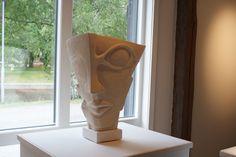 Sanna Seppänen i Vadsbo Museum Mariestad