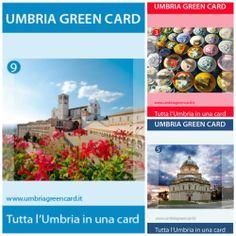 #Umbria Green #Card