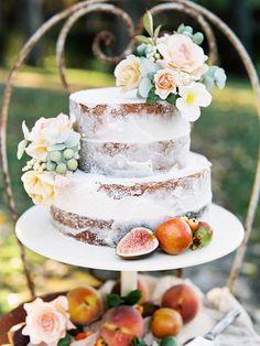 Romantic Australian Country Wedding Inspiration via Magnolia Rouge