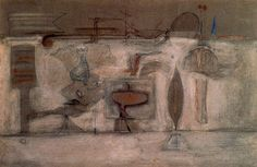 Untitled Artist: Mark Rothko Completion Date: 1944 Style: Surrealism Genre: abstract