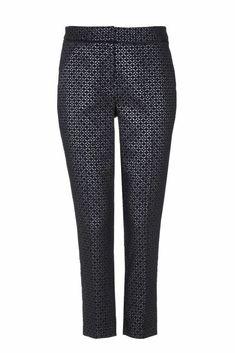 BNWT Ladies Grey Pintstripe Trousers Plus Size 26