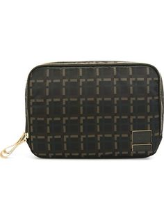 MARNI Marni X Porter Checked Clutch. #marni #bags #clutch #hand bags