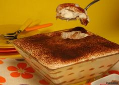 Other Recipes, Sweet Recipes, Café Chocolate, How To Make Toys, Mousse, Tiramisu, Food And Drink, Cookies, Ethnic Recipes