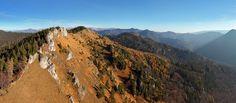 Veľká Fatra - Ostrá Big Country, Mountain Range, Trekking, Grand Canyon, The Good Place, Culture, Mountains, Places, Travel