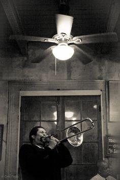 New Orleans, Louisiana.  Preservation Hall Jazz Band