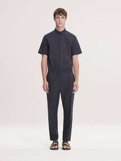 jumpsuits for man made it never to the shops? COS Clothing 2016 Spring Summer Menswear Collection