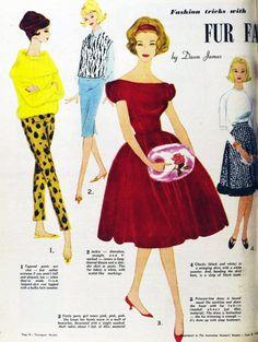1960 Fashions