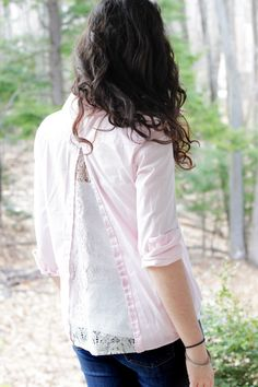 DIY Anthropologie Inspired Top