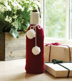 Christmas Knitting Patterns, Knitting Patterns Free, Free Knitting, Free Pattern, Crochet Patterns, Crochet Cozy, Free Crochet, Yarn Projects, Knitting Projects