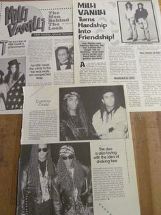 Details zu  Milli Vanilli, Lot of THREE Full Page Vintage Clippings  http://i.ebayimg.com/t/Milli-Vanilli-Lot-of-THREE-Full-Page-Vintage-Clippings-/00/s/MTYwMFgxMjAw/z/mF4AAOSwaA5Wio3l/$_57.JPG