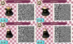 Animal Crossing New Leaf QR codes