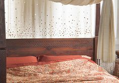Take a look at our latest blog on 'Boho Style and Patchwork Bedding' - for tips and ideas on creating a romantic, bohemian look! http://www.naturalbedcompany.co.uk/boho-style-patchwork-bedding/