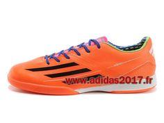 Boutique Adidas Hommes Chaussure (2014) F10 TRX IC Orange
