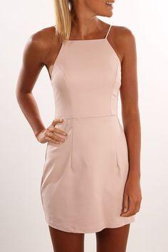 Rosewater Dress Pink