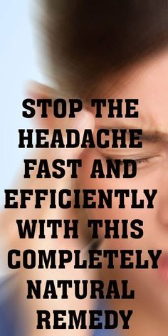 There are no exceptions when it comes to headaches. Everybody suffers from this condition at some point in life. The headaches are considered not to be so serious health …