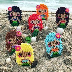 Mermaids ❤️ #mermaids #miami #southbeachmiami #intouchwithmyinnerchild #ilovethebeach #getaway #perler #ilovemermaids #beachlife #beachvibes #miamibeach #squad