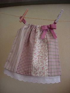 Bambolando: dress for girl
