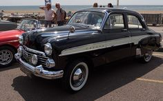 This Vauxhall Cresta is a regular on the London to Brighton Classic Car Run