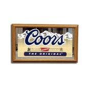 Coors Banquet Beer Mirror
