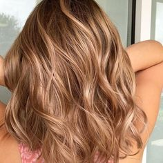 Warm blonde highlights, balayage hair, ombre hair, blonde hair, balayage hi Ombre Hair, Brown Hair Balayage, Hair Highlights, Blonde Balayage, Ashy Blonde, Auburn Blonde Hair, Golden Blonde, Honey Brown Hair, Honey Blonde Hair