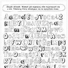 Najnowsze ćwiczenia, zabawy i gry do wydrukowania. - Printoteka.pl Gra, Math, Words, Speech Language Therapy, Math Resources, Horse, Mathematics