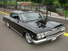 62 Impala There it is, one day I will have one parked in the driveway