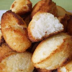 Légèreté & Gourmandises: Rochers a la noix de coco (1 PP)