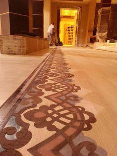 Berti Wood Flooring inlaid parquet Najib.