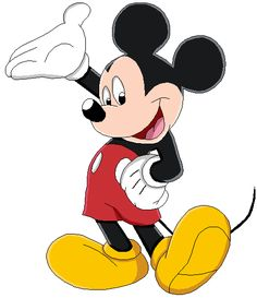 Mickey Mouse by MollyKetty