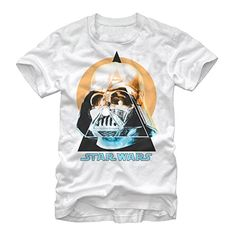 Star Wars Darth Vader Triangle Mens Graphic T Shirt ** You can find out more details at the link of the image.