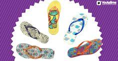 Life is Better in Flipflops... #Slippers #FlipFlops #EnthicShoes #ShoesForGirls #Sandals #Slipons #GirlsShoes #GirlsFloaters