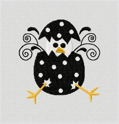 Machine Embroidery Designs - Hen House Collection