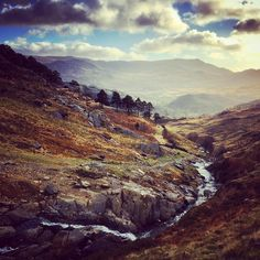 Our #NGTUK #PhotoOfTheWeek is by @keithruffles // Of a dramatic rolling vista in Beddgelert, Snowdonia, Wales.   To enter, simply submit your best travel photography using our hashtag #NGTUK