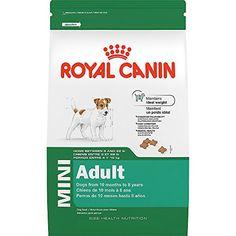 ROYAL CANIN SIZE HEALTH NUTRITION MINI Adult dry dog food 14Pound >>> For more information, visit image link.