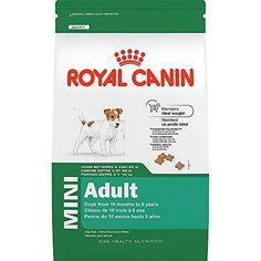 ROYAL CANIN SIZE HEALTH NUTRITION MINI Adult dry dog food 14Pound >>> For more information, visit image link.