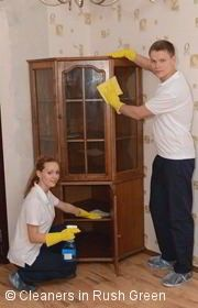 End of Tenancy Cleaners Rush Green