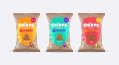 These Chips Are Made From Crickets — The Dieline | Packaging & Branding Design & Innovation News