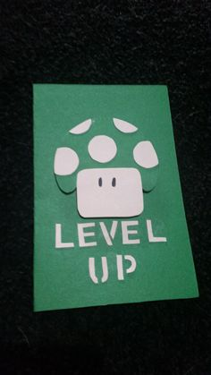 Hey, I found this really awesome Etsy listing at https://www.etsy.com/au/listing/267168451/handmade-geek-birthdaycard-mario-level