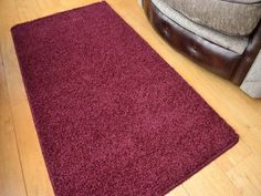 Wine Machine Washable Thick Soft Shaggy Rug. Available in 4 Sizes. (100cm x 160cm) Husky http://www.amazon.co.uk/dp/B00JRWES0A/ref=cm_sw_r_pi_dp_Lhe8vb1DF96ZX